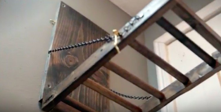 Here S How To Make Your Very Own Laundry Drying Rack On A
