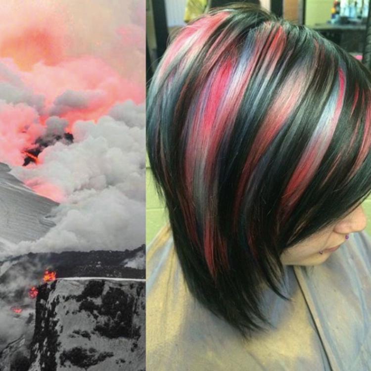 Nature hair