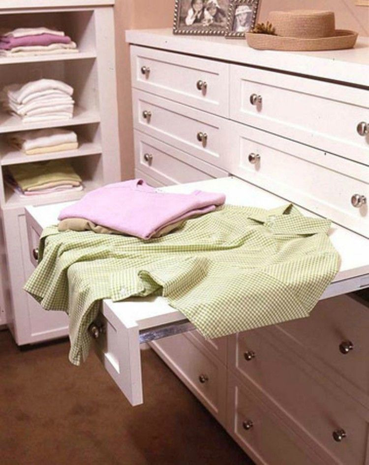 25 Brilliant Space Saving Hacks For Your Laundry Room