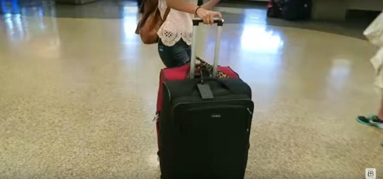 Image of luggage.
