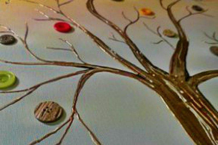 Button Tree 2