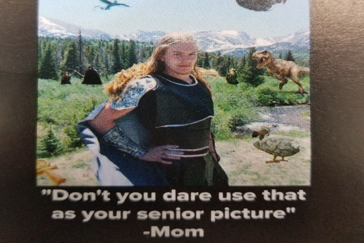 yearbook dinosaurs
