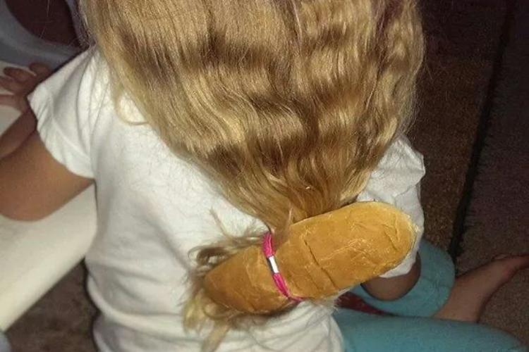 husband hair bun