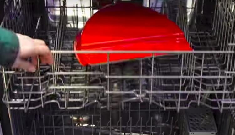 dustpan dishwasher