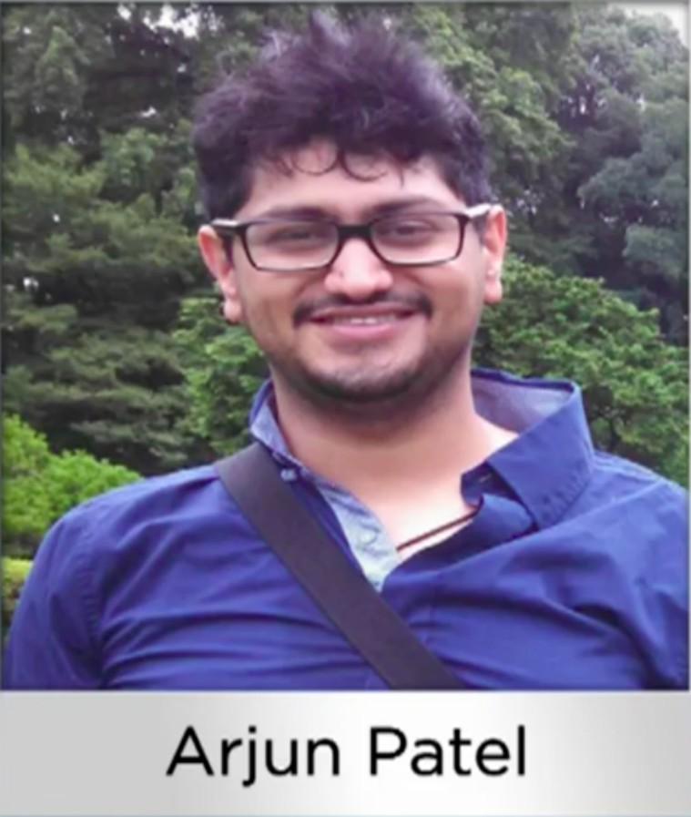 Image of Arjun Patel