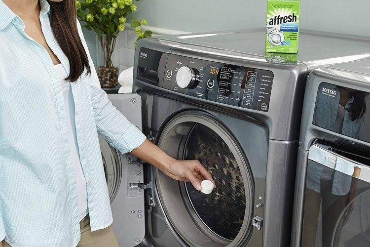 clean washer