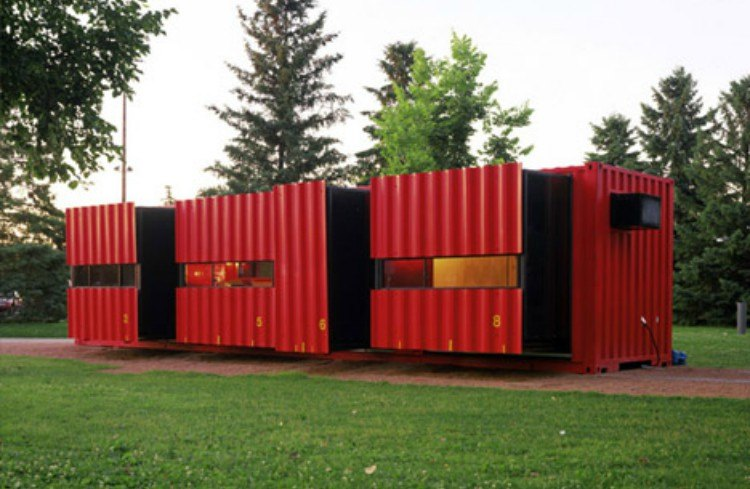 13 Unique Shipping Container Homes