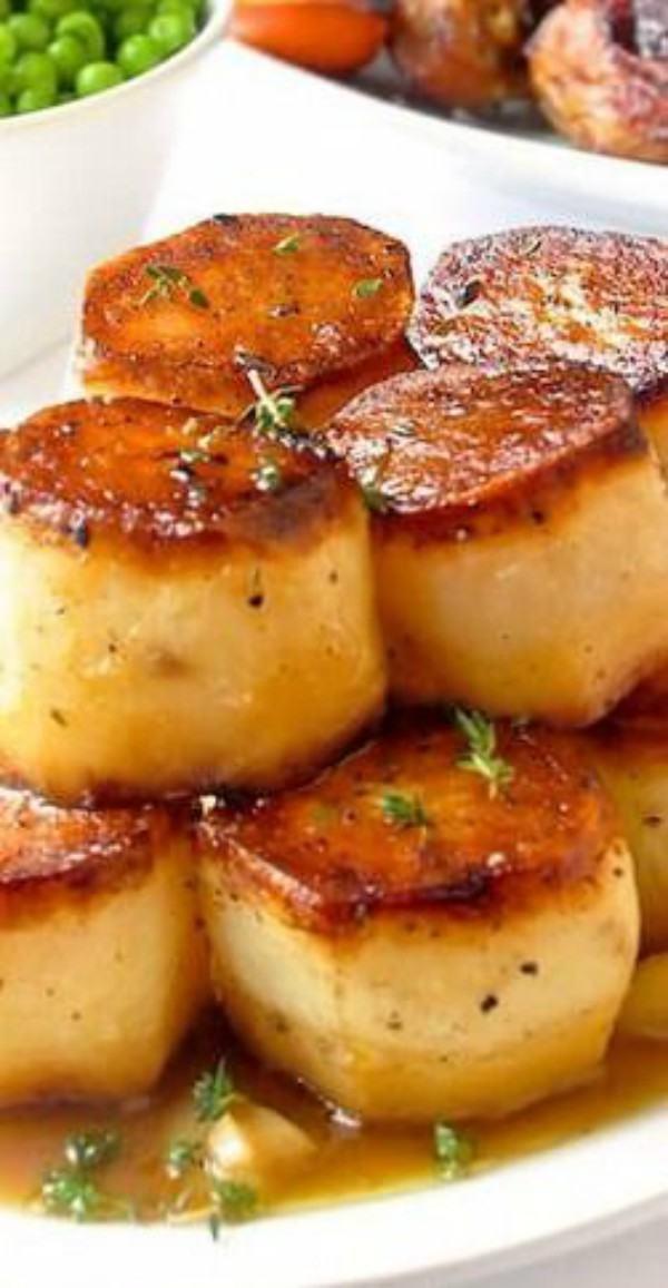 Fondant Potatoes 2
