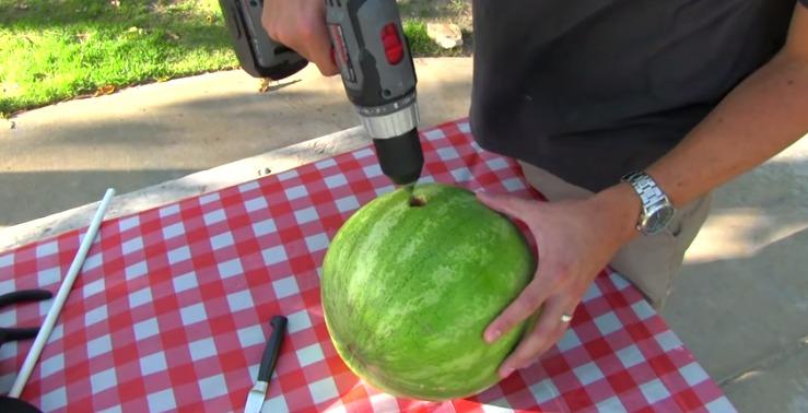 watermelondrill