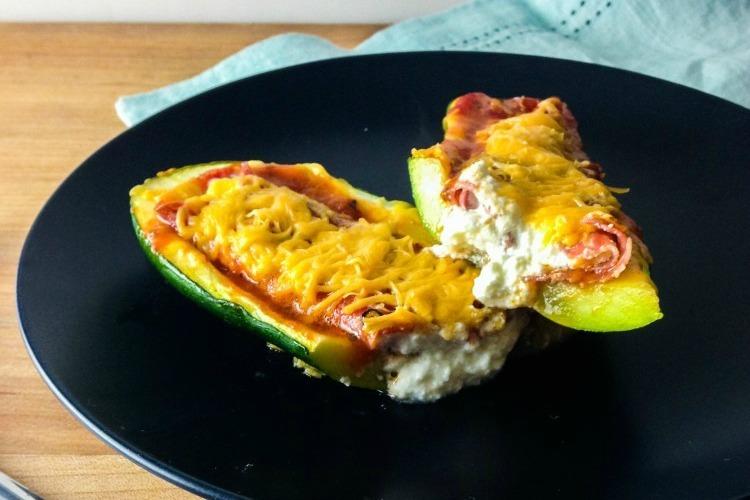 ZucchiniPizzaBoatHealthyLunchList