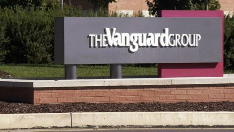 Image of Vanguard Group offie