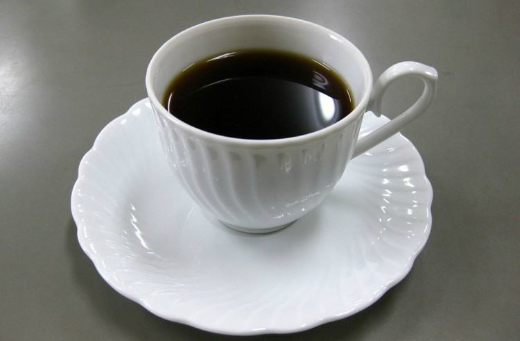 Image of coffee in a cup.