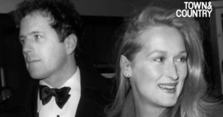 Image of Meryl Streep and Don Gummer