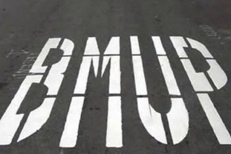 fail bump sign