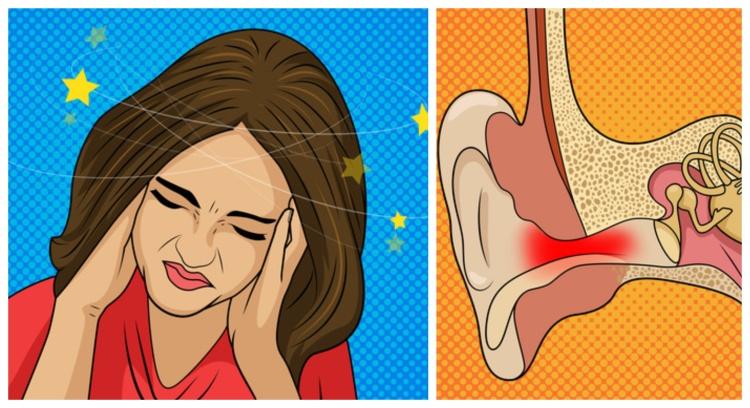 head spin inner ear
