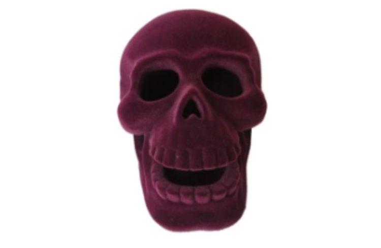target purple skull