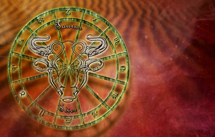 Image of Taurus zodiac sign.