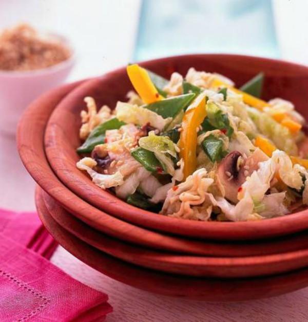 Savoy Cabbage Salad 2