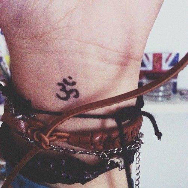 Ohm Tattoo