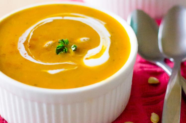 vegsoup pumpkin