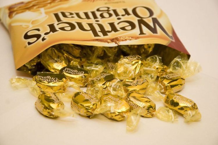Bag of Werther's Candy.