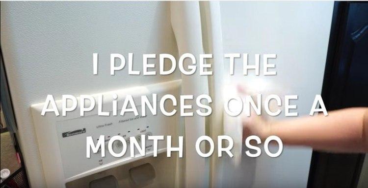pledge appliances