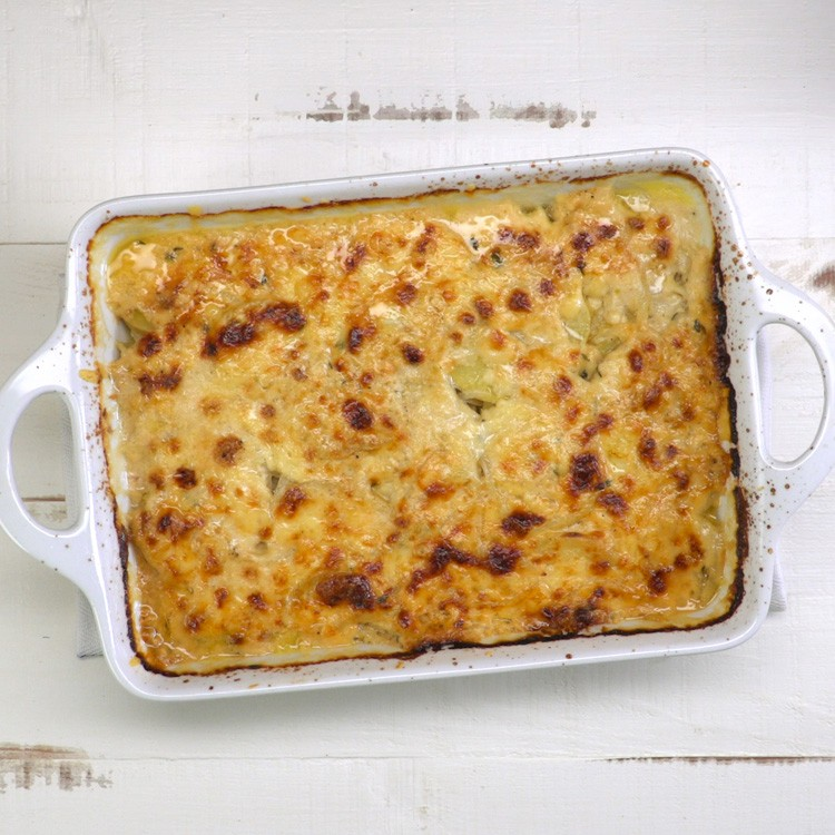 Scalloped Potatoes 6