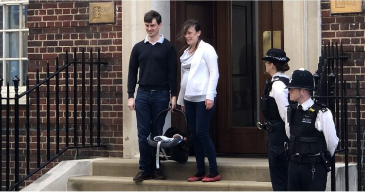 royal baby normal couple