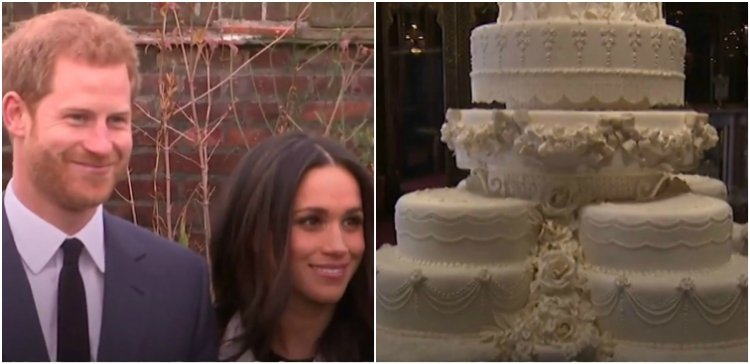 the sweet reason prince harry and meghan markle want a banana wedding cake tiphero