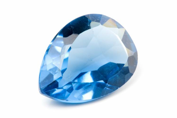 Image of aquamarine stone