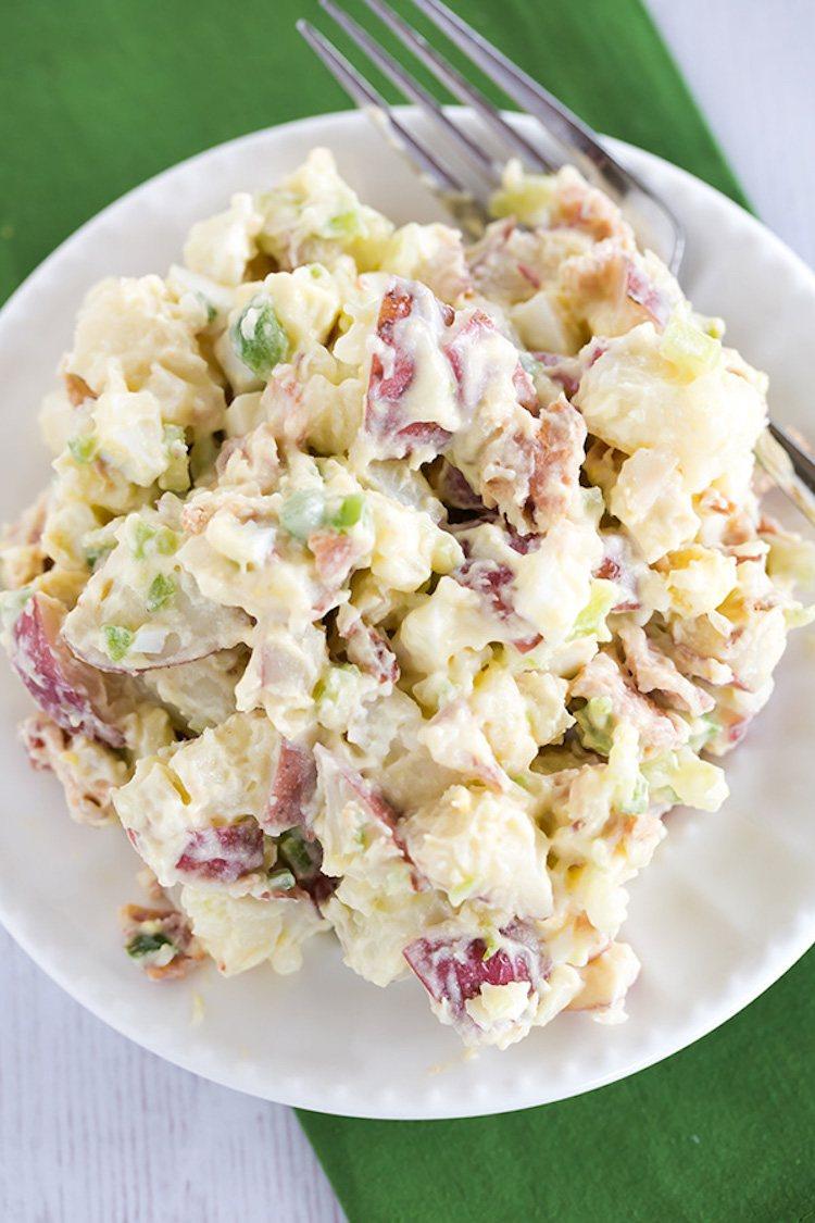 best ever potato salad