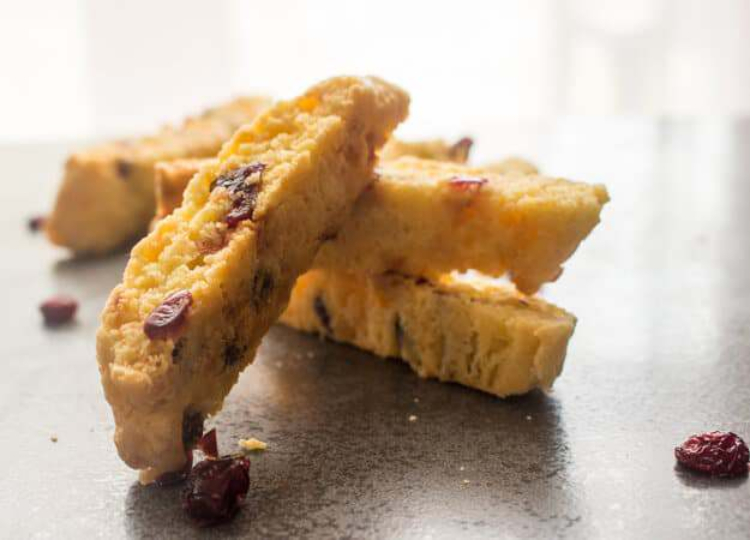 Image of almond biscotti