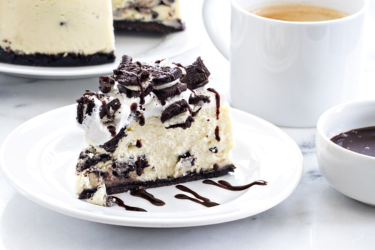 IP Oreo Cheesecake
