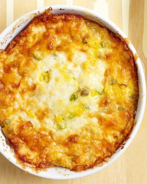 Chile Corn Pudding