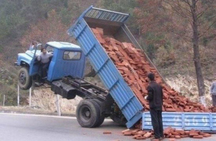 bad day bricks