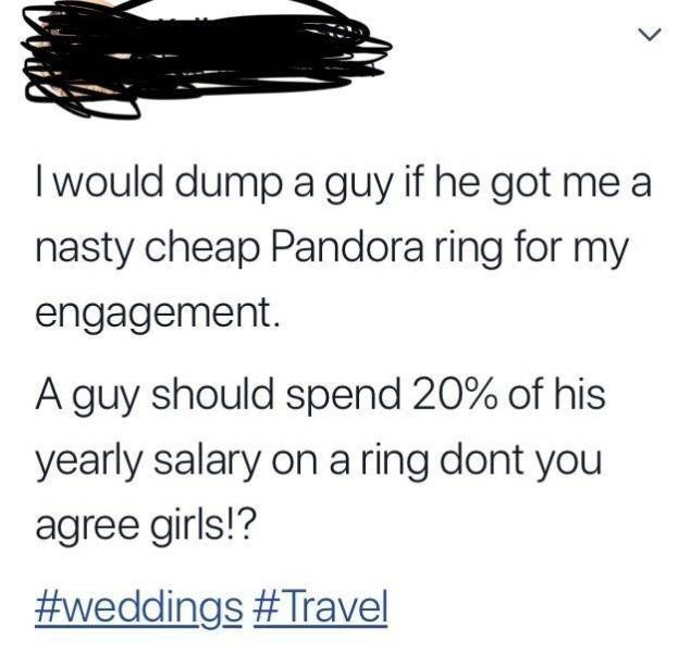 ring-my-engagement-guy-should-spend-20-his-yearly-salary-on-ring-dont-agree-girls-weddings-travel