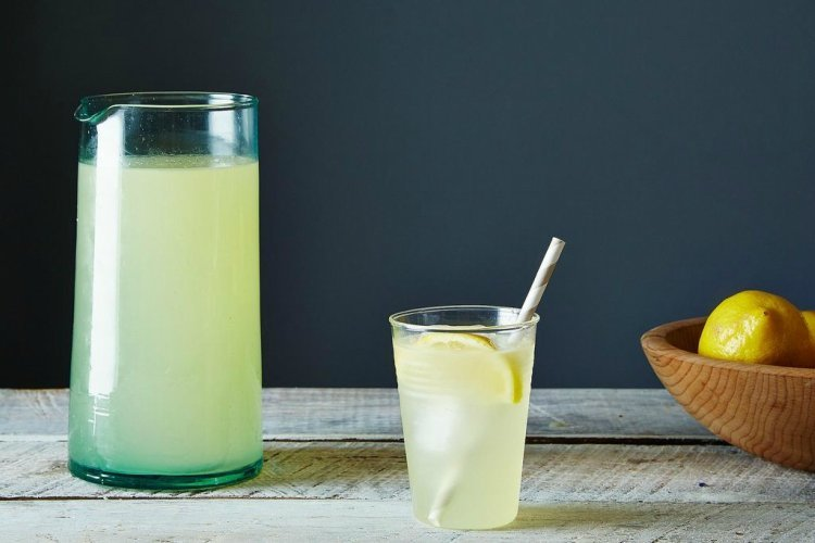 LemonadeAllAmericanFoodList