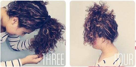 Pineapple Hair