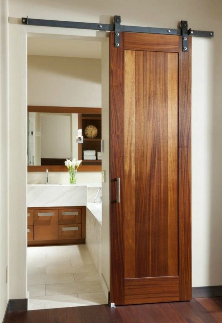 Laundry Room Sliding Door