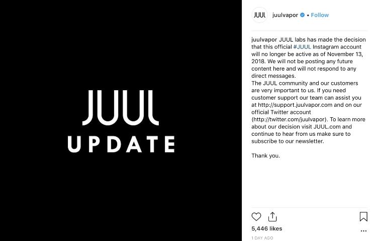 Juul Suspends Selling Most E-Cigarette Flavors Due to Public
