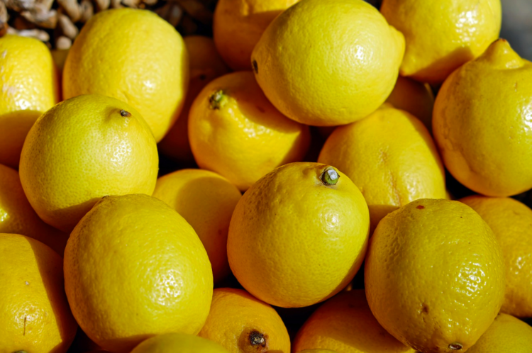 Image of lemons