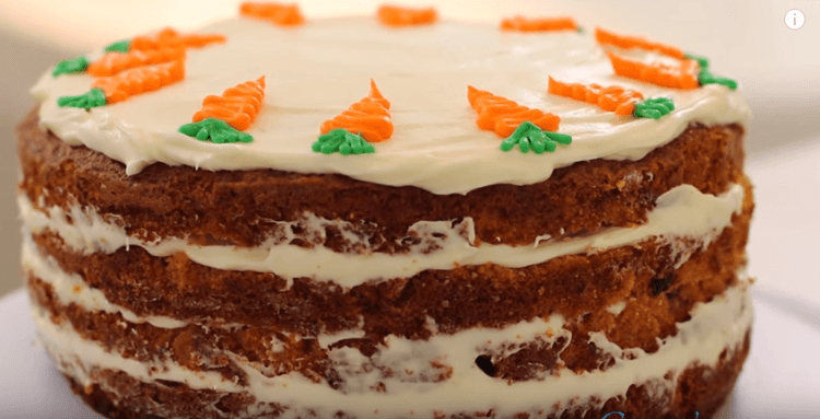 Best Carrot Cake Edited