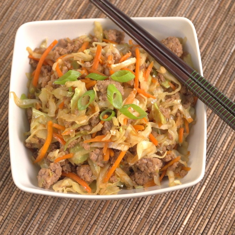 Egg Roll In A Bowl Thumbnail 2
