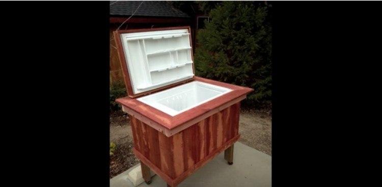 fridge cooler