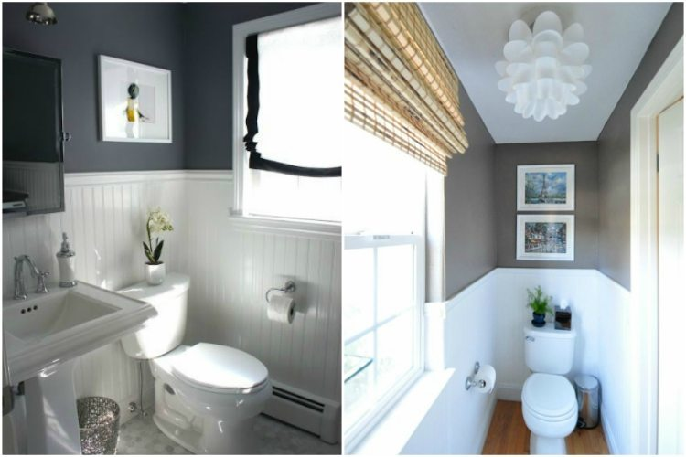 DarkColor+WainscottingBathroomDecorList