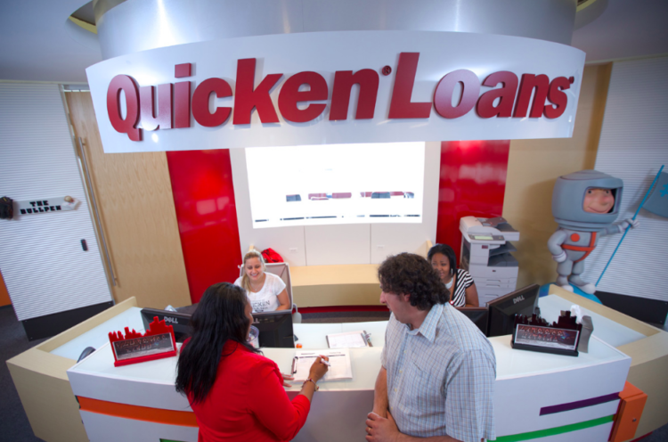 Image of Quicken Loans office