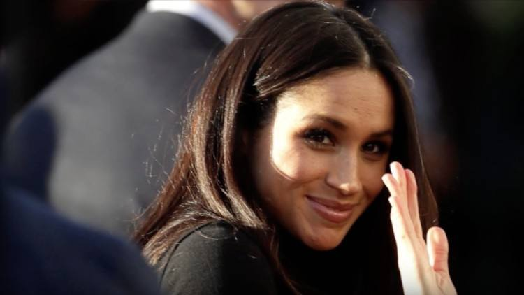 Early Sketches of Meghan Markle's Wedding Dress Have Already Reportedly Been Leaked