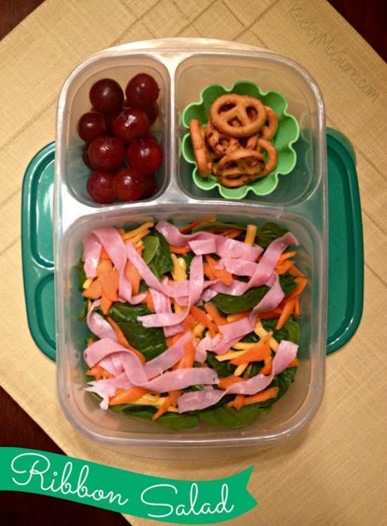 Ribbon-Salad Lunch Edited