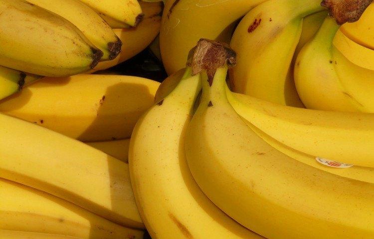 leg pain banana