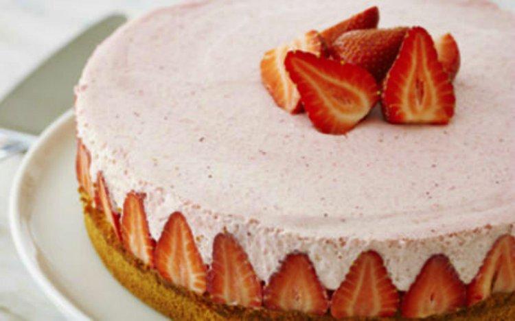 StrawberryTorte